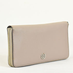 Tory Burch Parker Zip Passport Continental Wallet